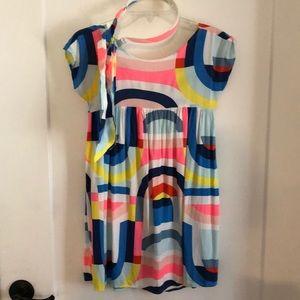 Crazy 8 vibrant dress